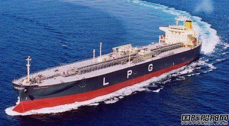 中船澄西进军液化气船市场