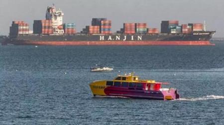 韩国发表《韩进海运破产白皮书》称有两大失误