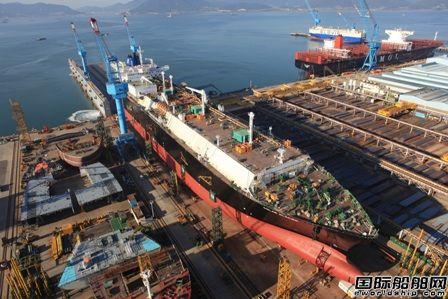 中美贸易纠纷冲击新造船市场