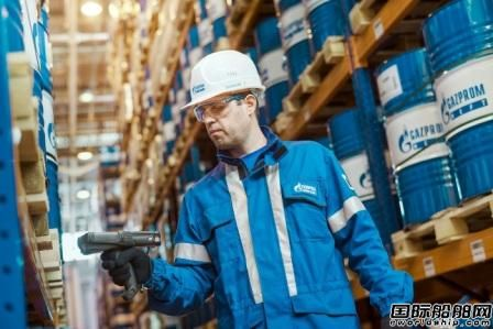 Gazpromneft推出低硫燃料发动机船用润滑油