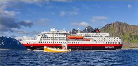 瓦锡兰为海达路德远探邮轮提供环保助力