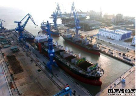 """中國船廠""""壟斷""""全球船舶脫硫裝置改裝市場"""
