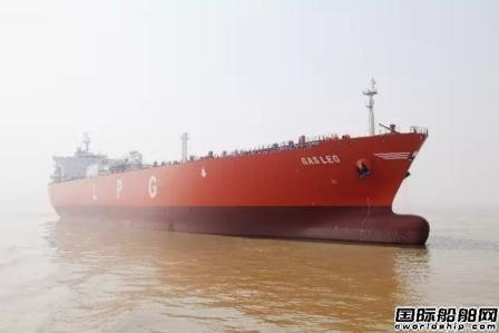再获3艘!江南造船成全球VLGC订单最多船厂