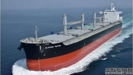 DryShips完成7艘船压载水系统和洗涤器安装