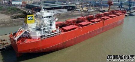 扬子江船业一周交付3艘船完成4大生产节点