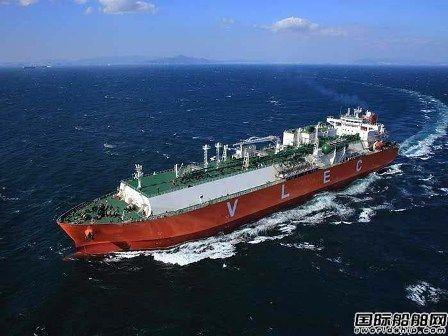 17艘全球最大乙烷运输船订单来了!