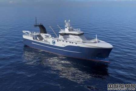 VARD获俄罗斯拖网渔船设计与建造合同