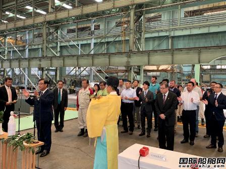 日本邮船订造世界最大LNG动力汽车运输船