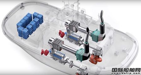 比利时安特卫普港将建全球首艘氢动力拖船