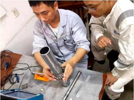 金陵船厂PAUT检测工艺成国内首家通过LR认证船厂