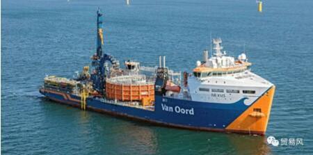 Van Oord签台湾海上风电项目合同
