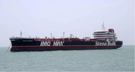 伊朗:英国油轮虽已释放但仍面临指控