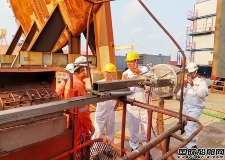 万邦永跃自行研制绿色修船装备进入国际市场