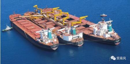 北船重工获Kmarin两艘VLOC订单