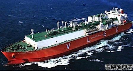 GTT获中国船东6艘VLEC燃料舱设计订单
