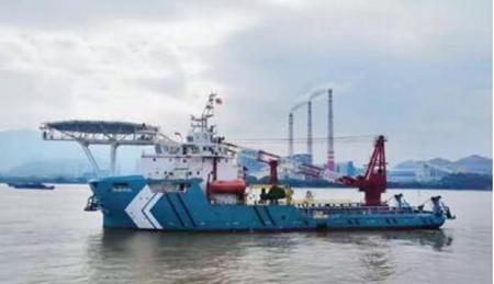 东南造船一船交付一船下水