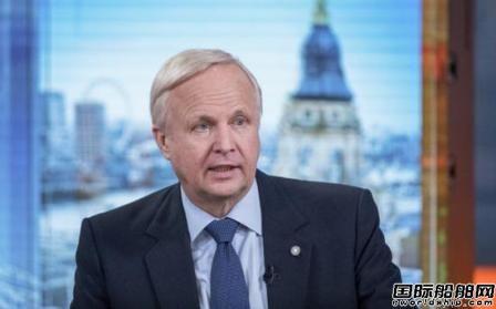 BP首席执行官计划在12个月内辞职
