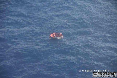 Bourbon一艘拖船沉没11人失踪