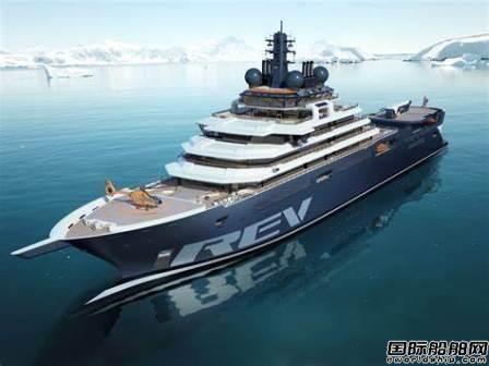 V.Ships获全球最大远洋探险船管理合同