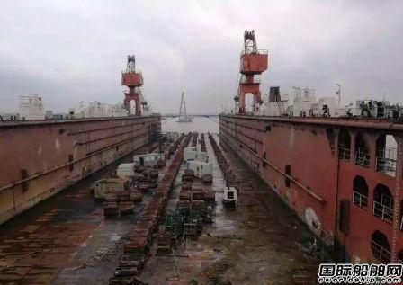 紫金山船厂租用东泽船厂转型发展实现质效提升
