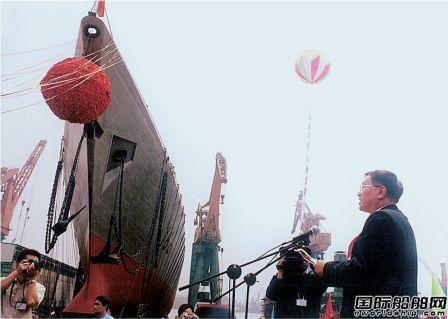"""造船業痛失""""國寶""""!細數張國寶與中國造船業的往事"""