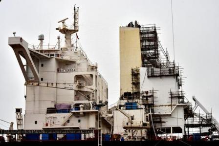 """船舶脱硫装置改装市场""""井喷"""""""