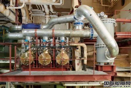 斯凯孚BlueSonic压载水系统开始海试