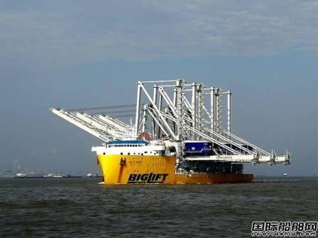 长江航运史上最宽船