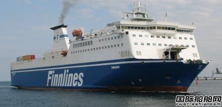 Finnlines确认年底前下单订造2艘Superstar级客滚船