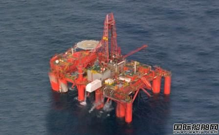 Dolphin Drilling获壳牌半潜式钻井平台租约