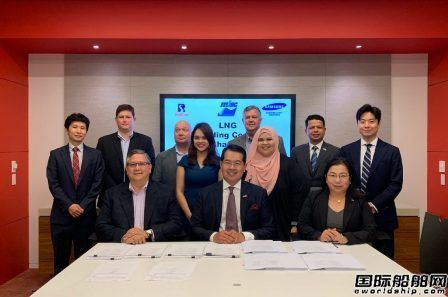 三星重工获马来西亚2艘174000方LNG船订单