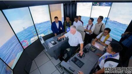 瓦锡兰业内首创LNG加注船模拟器提供实践培训
