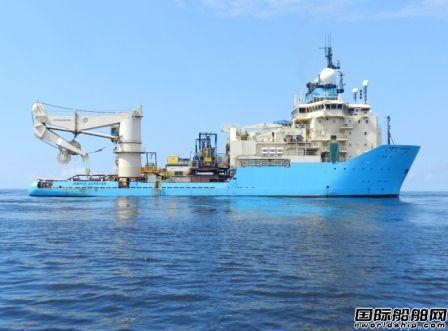 马士基海洋获壳牌巴西FPSO系泊项目合同