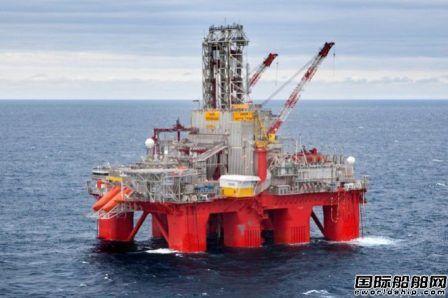 Transocean部署全球首座混合动力浮式钻井平台