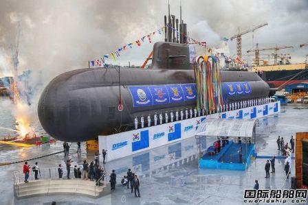 大宇造船获13亿美元新船订单超全年目标一半
