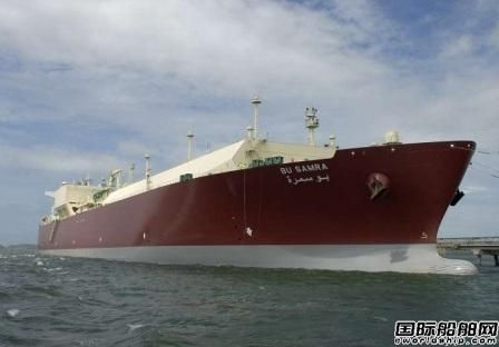 40艘!韩国船企将包揽卡塔尔LNG船大单