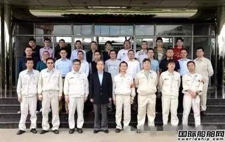两家中国合资船厂将进军LNG船市场