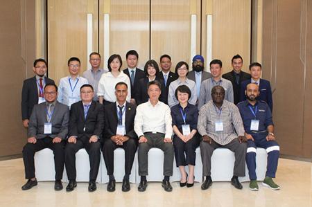 发展中国家船舶检验技术管理国际培训班在沪开幕