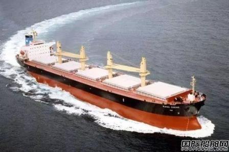中船动力研究院获4艘绿色智能散货船推进系统订单