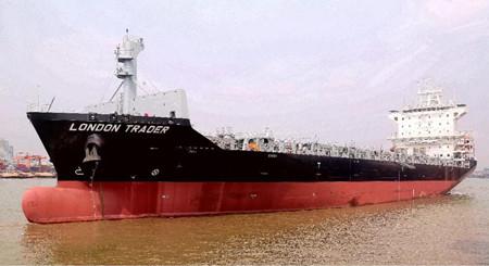 广东中远海运重工集装箱船试航创造70小时最短纪录