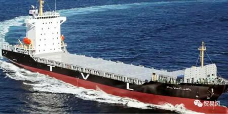 旭洋造船获台湾船东支线集装箱船订单