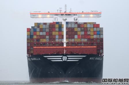 地中海航运宣布放弃北海航线