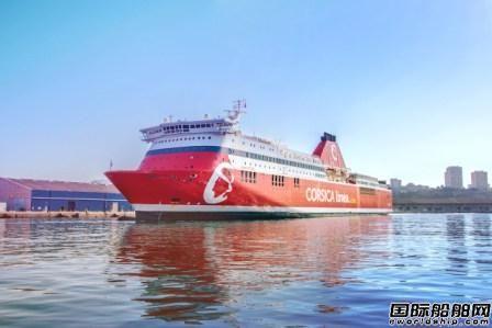 ABB为Corsica Linea三艘客滚船提供岸基电力连接技术