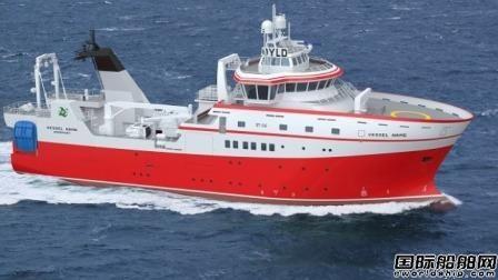 MAN为格陵兰研究船提供混合推进包