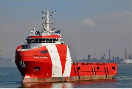 达门为VOS公司建造两艘平台供应船成功运营十年