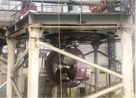 武汉船首次承制机电控驱动全回转舵桨装置通过船检