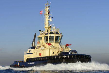 肖特尔获Svitzer三艘新拖船配套合同
