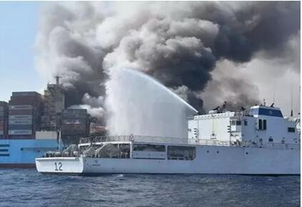 IUMI呼吁紧急改善船上的消防系统