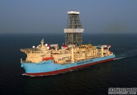 马士基钻探一艘超深水钻井船获浦项制铁子公司租约