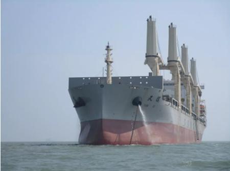 中远海运特运今年北极东北航道航行任务圆满收官